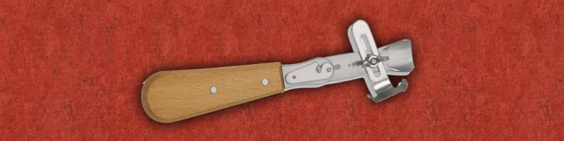 Abstoßmesser 315 - Bandle Knives